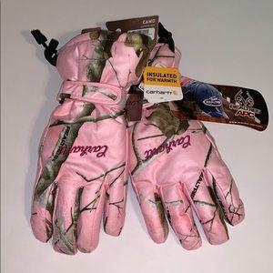 Carhartt Camo Gauntlet Glove